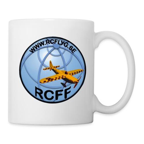 rcff dekal glob - Mugg