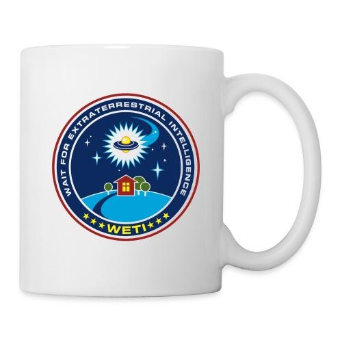 weti logo cmyk neu - Mug