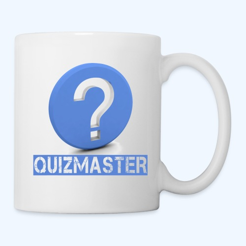 Quizmaster Question Mark - Mug