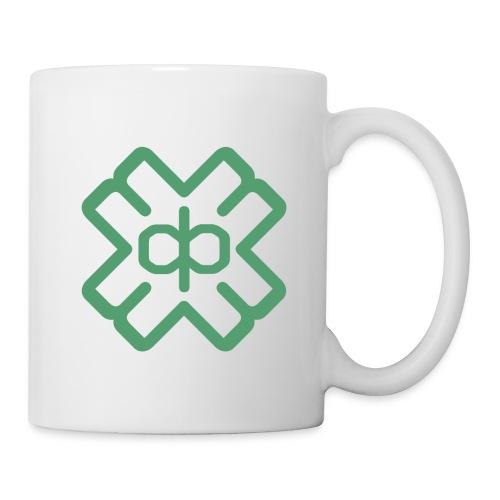 d3ep-logo-green - Mug