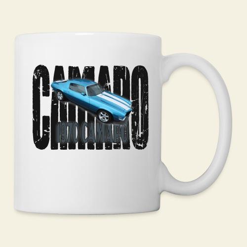 70 Camaro - Kop/krus