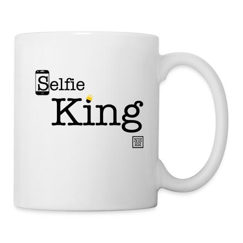 SelfieKingFinalBlack png - Mug