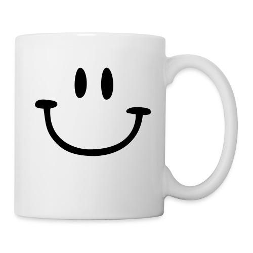 ptb smiley face - Mug