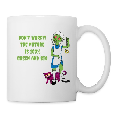 Future Green and Bio - Mug