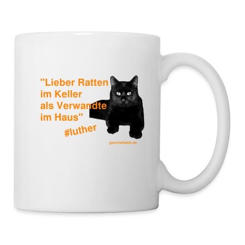 Luther-Zitat - Tasse