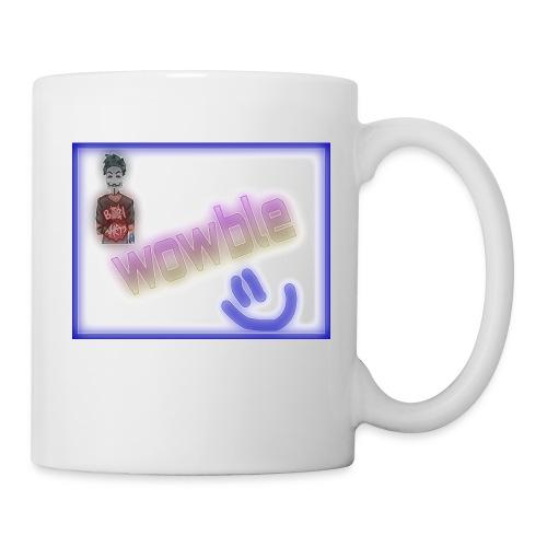 wowble er en kanal forbundet med galskap og yaa - Kopp