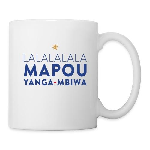 Mapou YANGA-MBIWA - Mug blanc