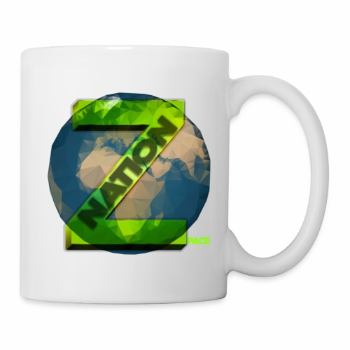 Zpace NATION Logo (pace) - Mug