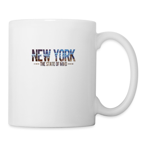 New York - The state of Mind 2 - Tasse