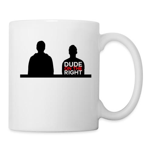 RIGHT. - Mug