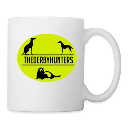 the derby hunters-yellow - Mug