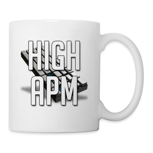 XpHighAPM - Mug blanc