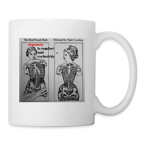 Anatomia - Taza