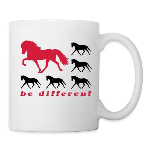 be different - Tasse