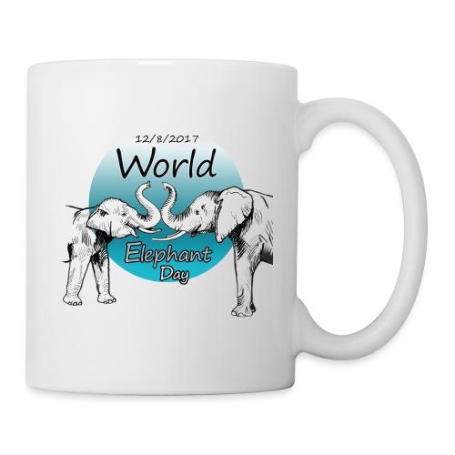 World Elephant Day 2017 - Tasse