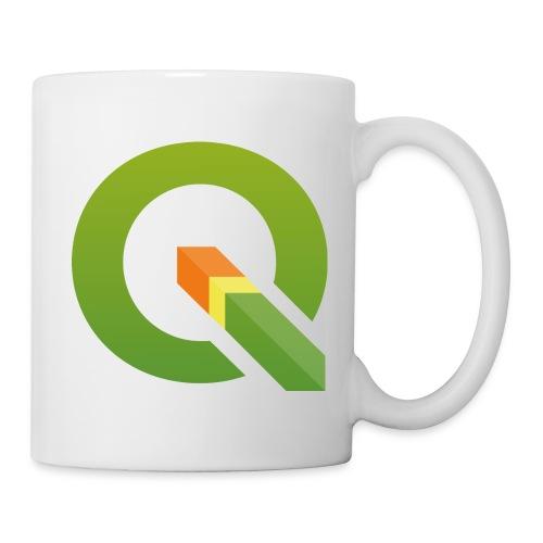 QGIS Q logo - Mug