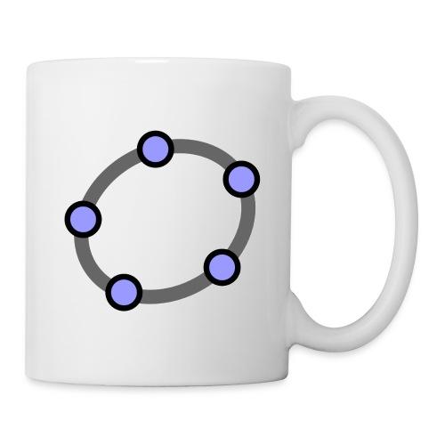 GeoGebra Ellipse - Mug