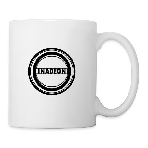 Logo inadeon - Mug blanc