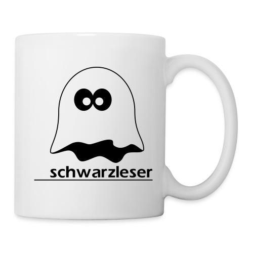 Schwarzleser - Tasse