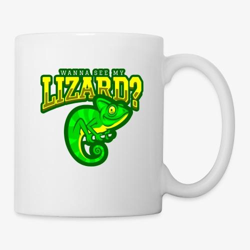 Wanna see Lizard - Muki