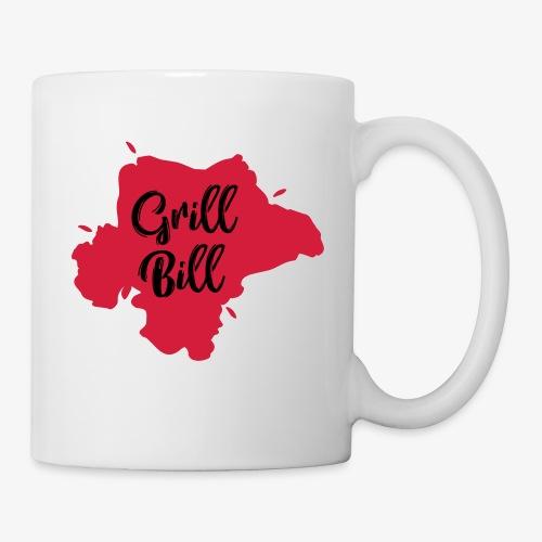 Design grill bill rood - Mok