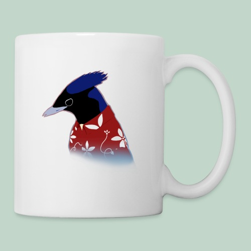 Surfer bird - Mug