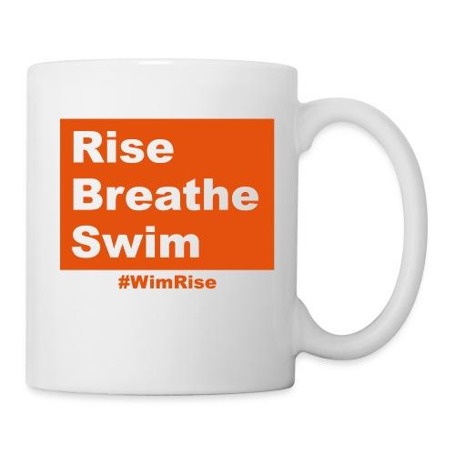 Rise Breathe Swim - Mug
