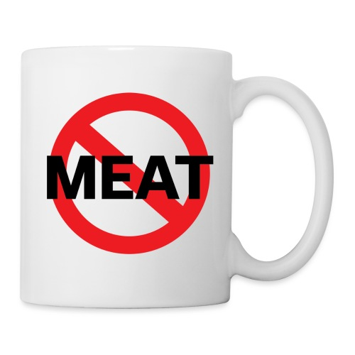 Fuck meat! - Mugg