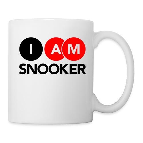 I AM SNOOKER - Mug