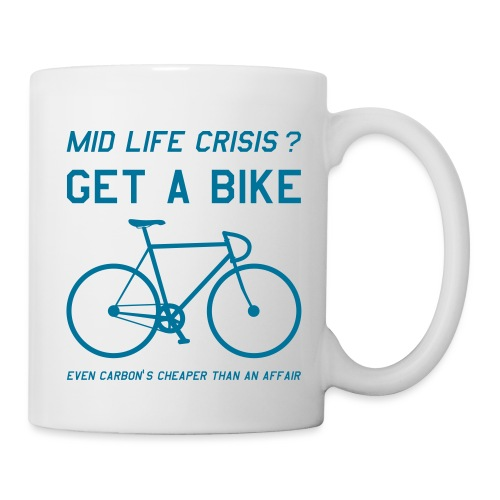 Mid Life Crisis Mug - Mug