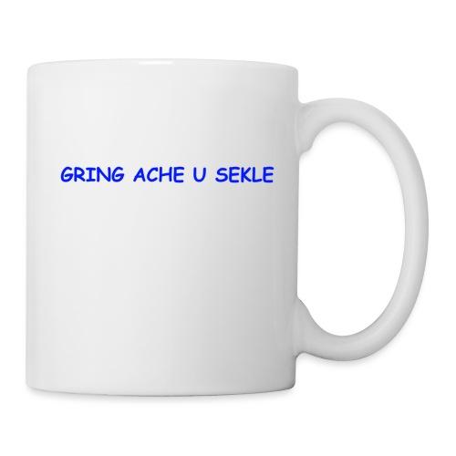 Gring ache u sekle - Tasse