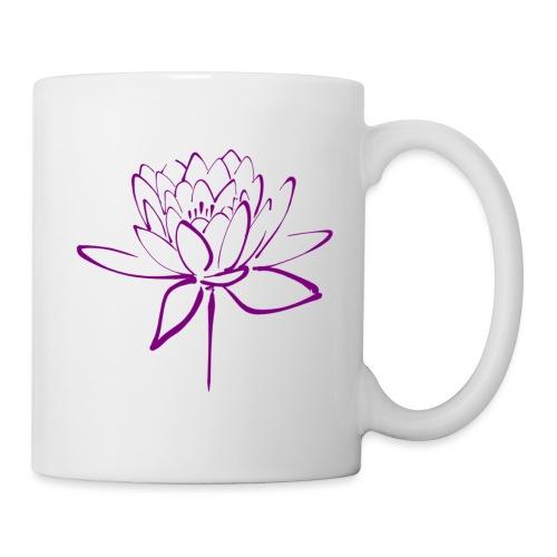 Lotus - Mug blanc