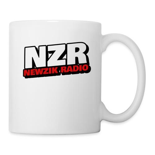 NZR - Mug blanc