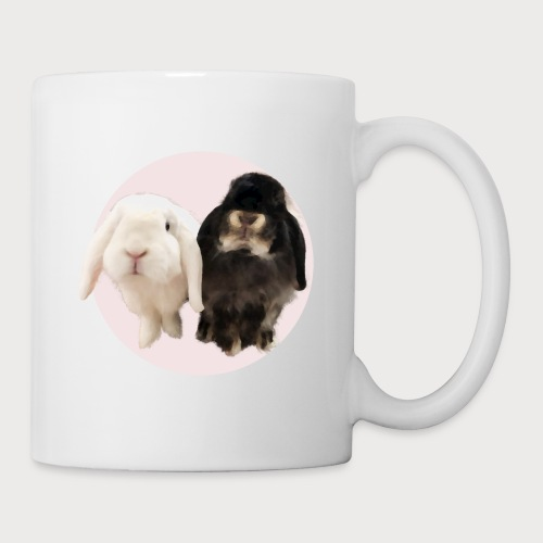 Amour and Louie - Tasse