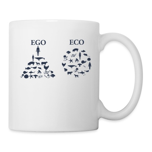 Ego VS Eco - Tazza