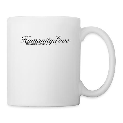Humanity love - Tasse