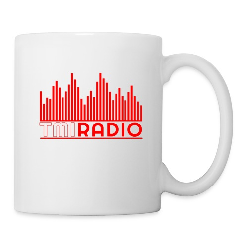 NEW TMI LOGO RED AND WHITE 2000 - Mug