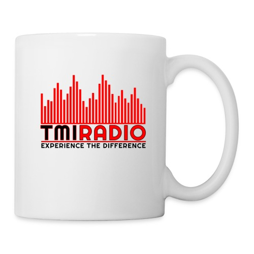 NEW TMI LOGO RED AND BLACK 2000 - Mug