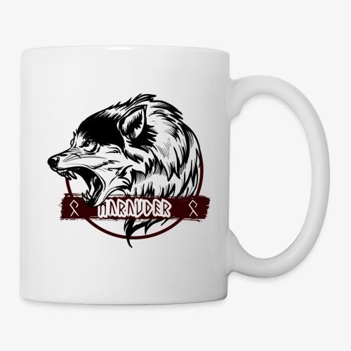MARAUDER WOLF transparant - Mug
