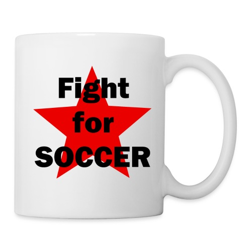 Fight for SOCCER - Tasse