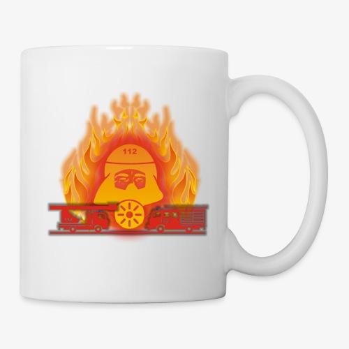 Feuerwehr - Tasse