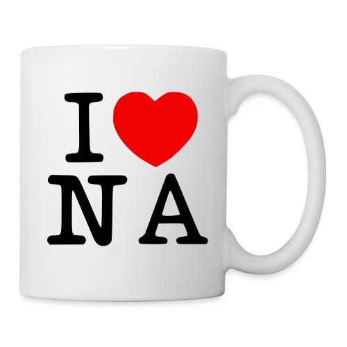 I Love Naples Design - Tazza