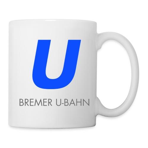 ubremen hbu logo 027 full spreadshirt mo - Tasse