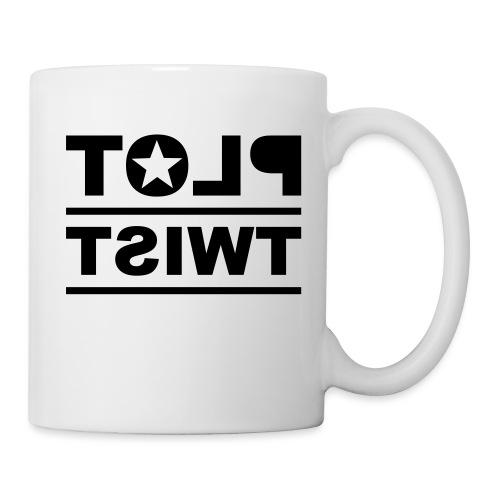 PLOT TWIST - Tasse