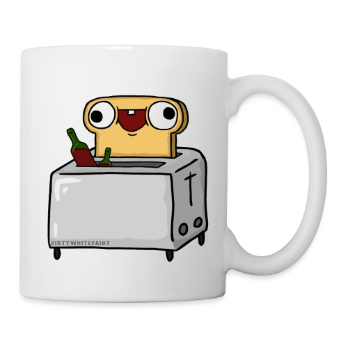 Toaster png - Tasse