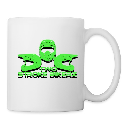 TSB Logo schwarz grün png - Tasse