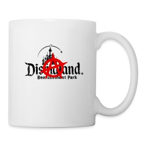 Anarchy ain't on sale(Dismaland unofficial gadget) - Mug