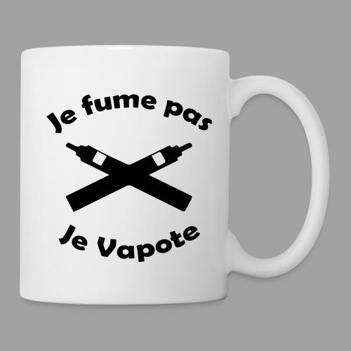 Je fume pas je Vapote - Mug blanc