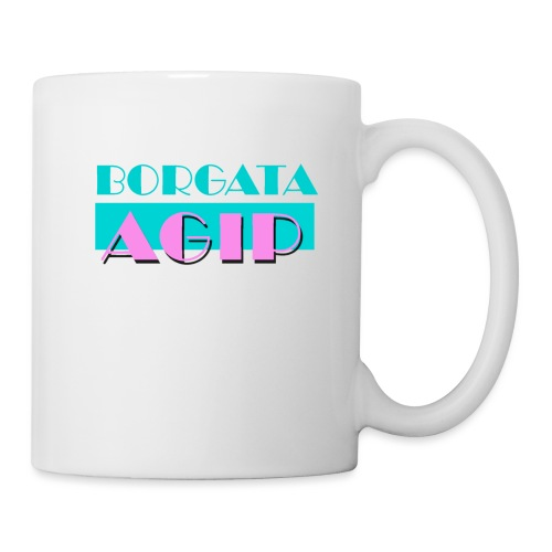BORGATA AGIP - Tazza