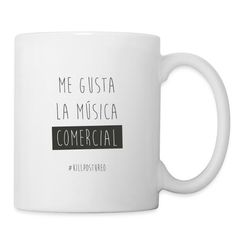 MÚSICA COMERCIAL - Taza